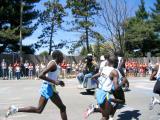 Boston Marathon 2005