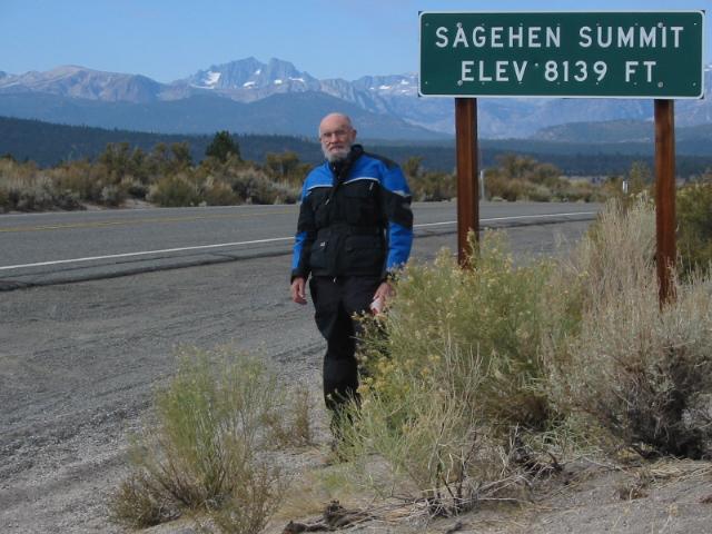 Sagehen Pass