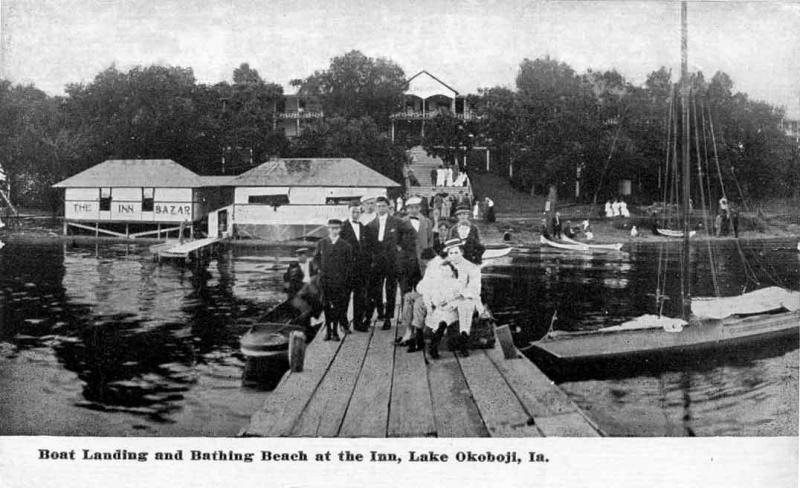 Boat Landing The Inn