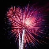 Fireworks over Virginia Beach