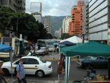 Streets of Caracas