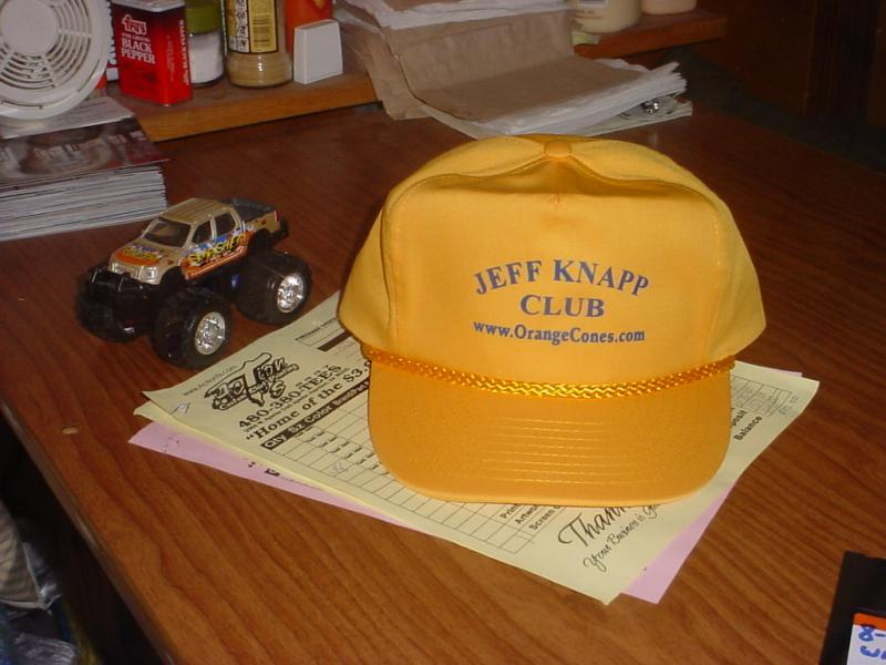 Jeff Knapp Club hat