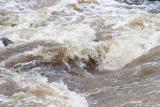 April 19 Spring runoff below Store Creek dam