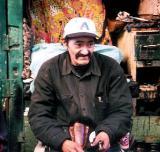 Street Vendor, TJ, Mexico