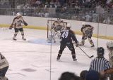 Hockey Night In Phoenix -- April 19, 2005