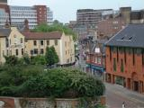 The Bell Hotel and St Stephens Norwich