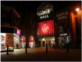 Entrance to Castle Mall Norwich