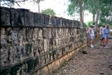 tzompantli (wall of the skulls)