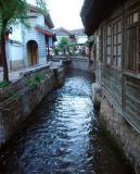 ditch,Lijiang ancient town 8