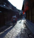 stone path,Lijiang ancient town 91