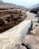 Downstream Hukou Waterfall