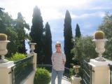 Corfu and Garmisch
