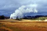Yellowstone Geyesers and Thermal Features