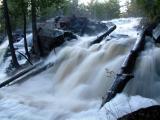 Duchesnay Falls North Bay, Ontario