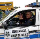 Tampa Police Chief Hogue