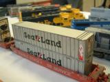 Excellent Sea-Land containers!