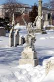 Mount Auburn angel