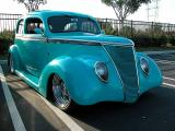 1937 Ford  - 2nd Walmart show March 1, 2003