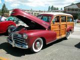 1948 Chevrolet Wagon (woodie)