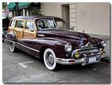 1947 Buick Super - Woodie wagon