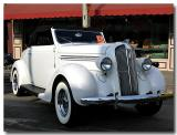 1936 Plymouth Deluxe Convertable