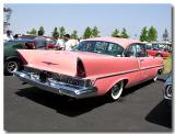 1957 Lincoln Premier - Jane Mansfield's car - Click on photo for more info