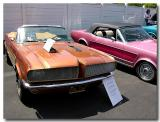 Sonny and Cher's Mustangs