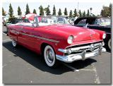 1954 Ford Crestline Sunliner - Click on photo for lots more info