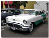 1956 Olds 88 Holiday - A 2 Door Hardtop - A Holiday is a Hardtop