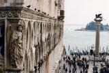 Lion sur la Place Saint-Marc , Venise