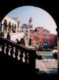 pont du Rialto , Venise
