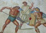 Fresque romaine , Nennig