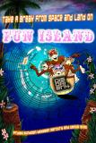 Disorient Fun Island party flyer 2004