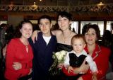 Jennifer, Brandon, Tiff, Nick and Tracey