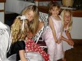 Kelly, Dana, Kamryn and Audrey