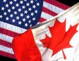 Canamerican Flag