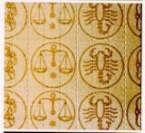lsd blotter zodiac