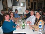 Our last night - dinner was great at Ousakis - Roe,Gger, Gerry Simon and Engineer from France.JPG
