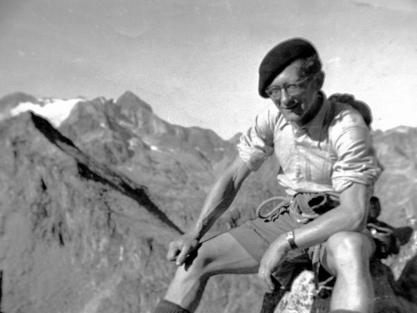 Robert Ollivier. Les Grandes Escalades Pyrénéennes en 1941