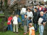 Kinderen vinden de GRC9 handgenerator geweldig