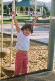 Hangin' around at the park