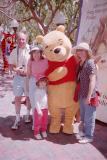 June 2002 Disneyland - Pooh and friends