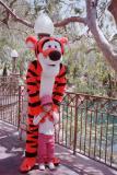 June 2002 Disneyland with Tigger