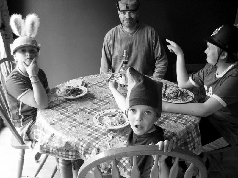 25th August, Hatten är din (ner)
