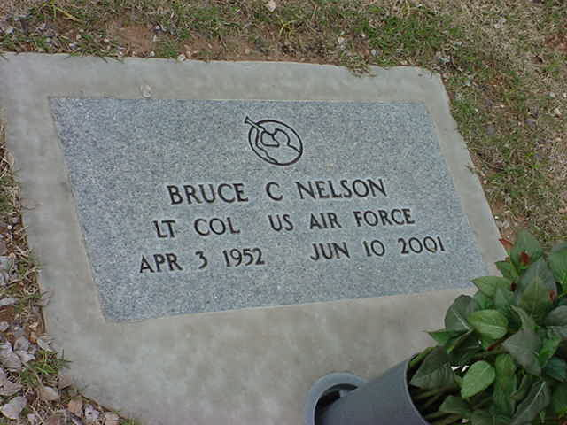 94.Bruce C Nelson<br> thank you for your service ...