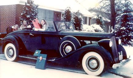 37 Packard originally owned by General George Patton