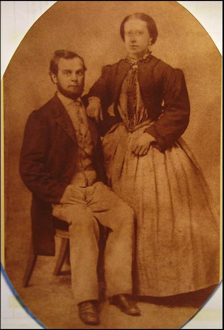 Greve - Thømming  Family - Claus Johannes Greve1835-1903 -JSK=Johanne Sofie Koborg-Father&Mother of Peter Abraham Greve