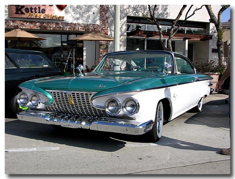 1961 Plymouth Fury Hardtop Coupe - Click on photo for much more info