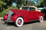 1937 model 115c Convertable Coupe