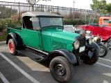 1928-29 Ford Model A Pickup - 1st Walmart show Feb.  1, 2003